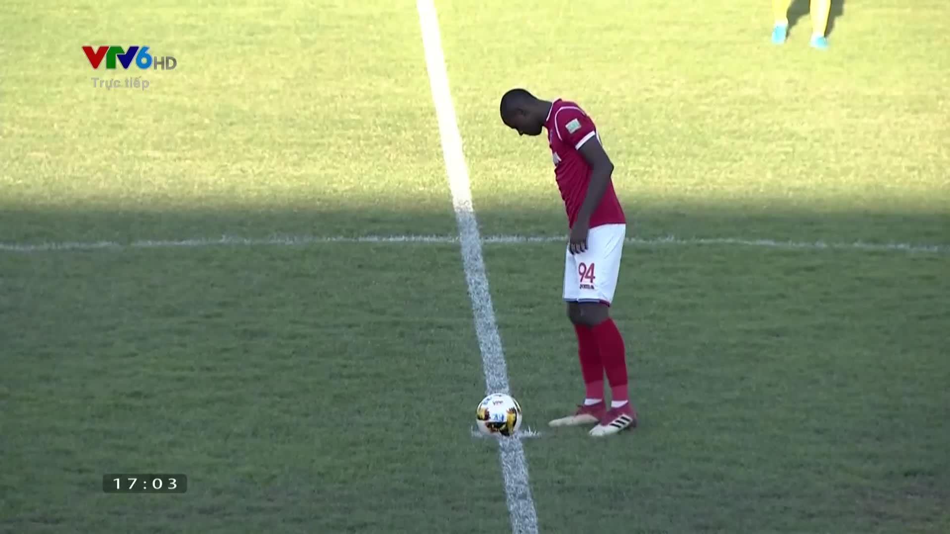 Khánh Hòa 1-0 Quảng Ninh