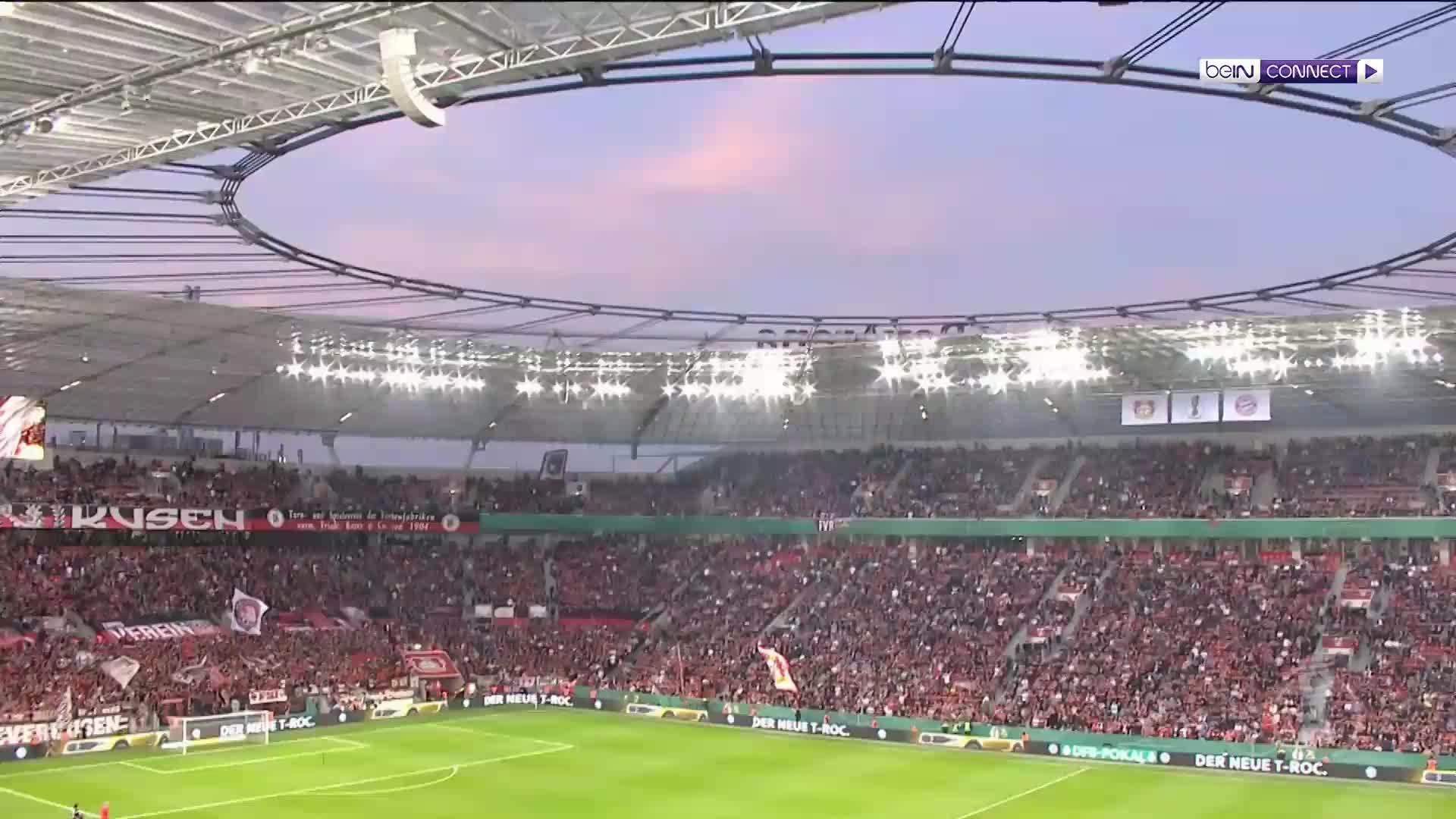 Bayer Leverkusen 2–6 Bayern Munich
