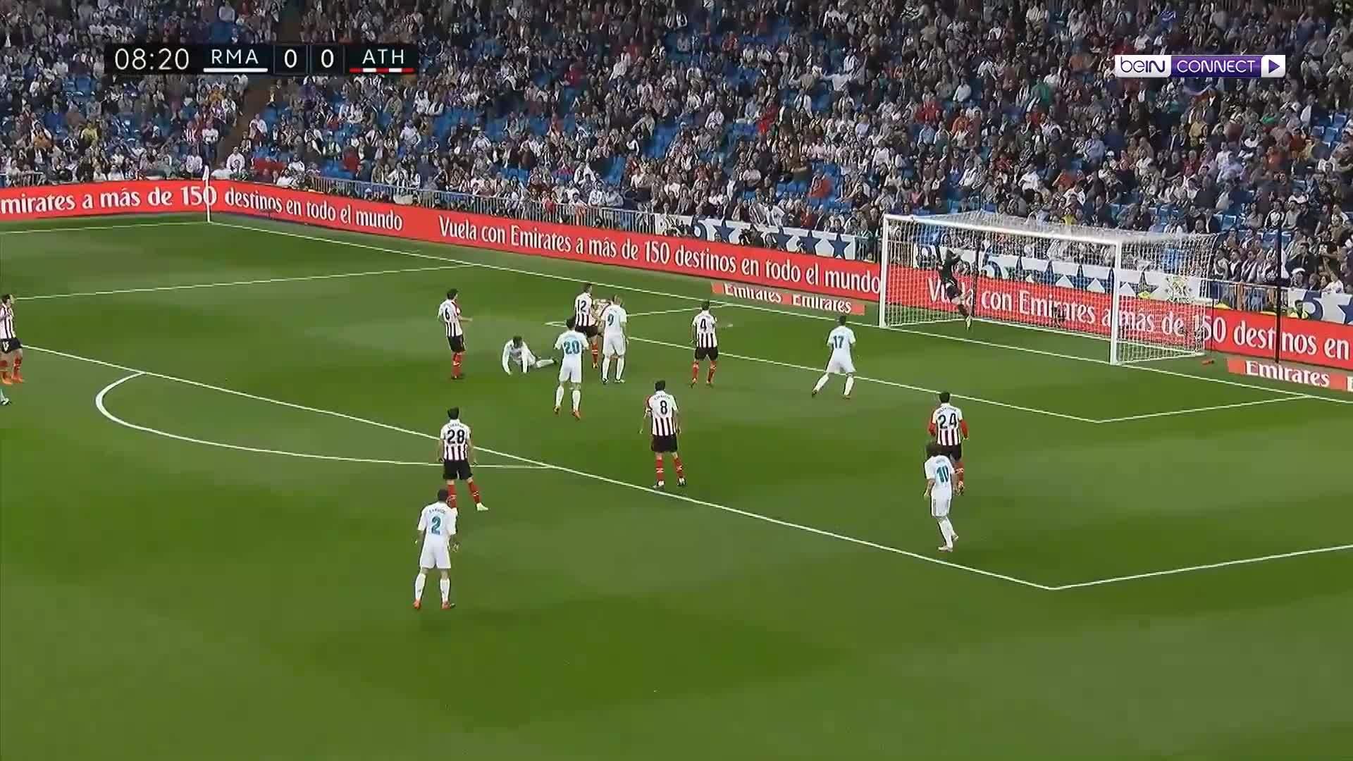 Real Madrid 1-1 Athletic Bilbao