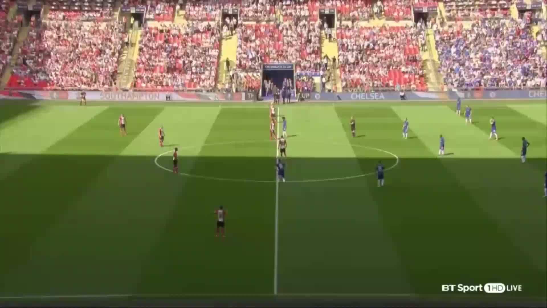Chelsea 2-0 Southampton