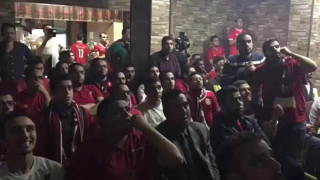 Ai Cập mừng Salah