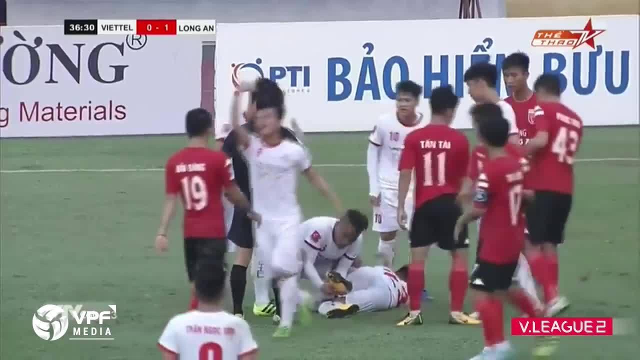 Chấn thương kinh hoàng của cựu tuyển thủ U20 Việt Nam
