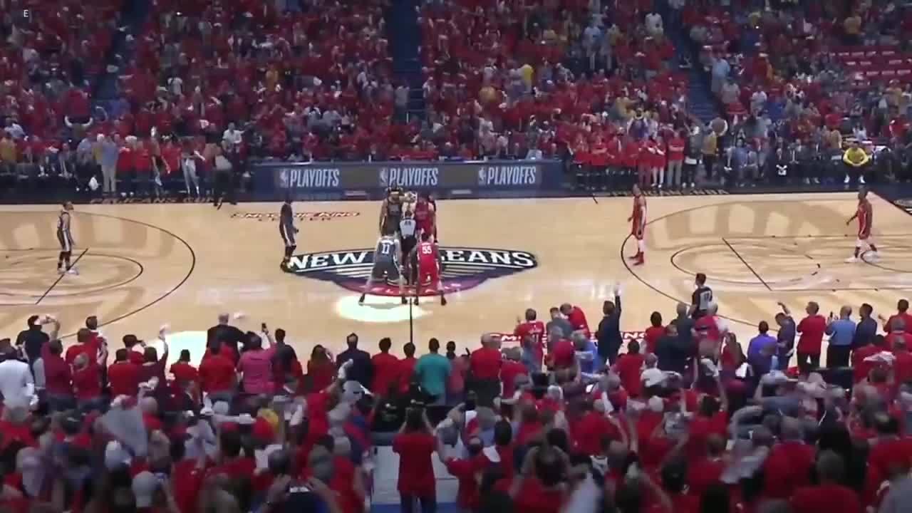 GS Warriors vs New Orleans Pelicans