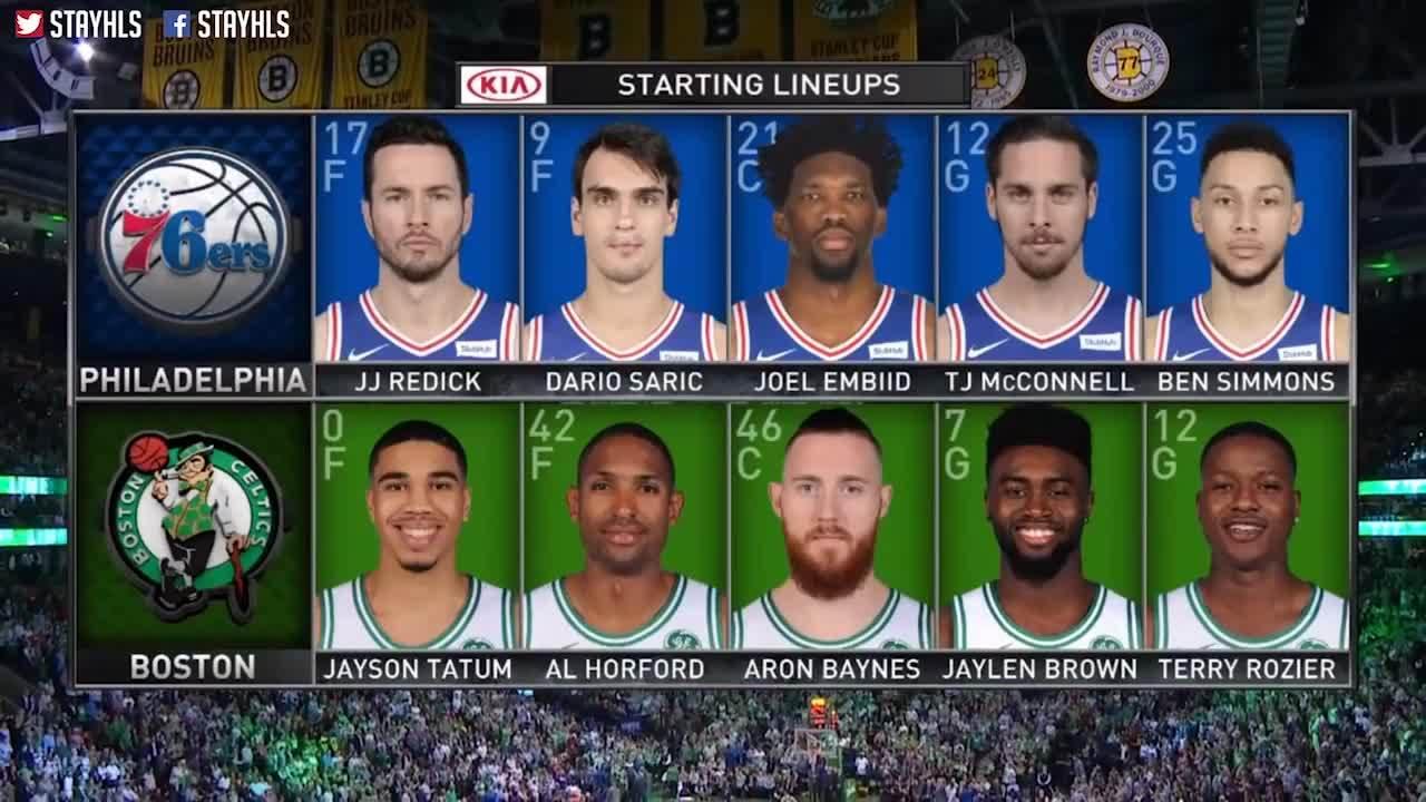 Boston Celtics - Philadelphia Sixers