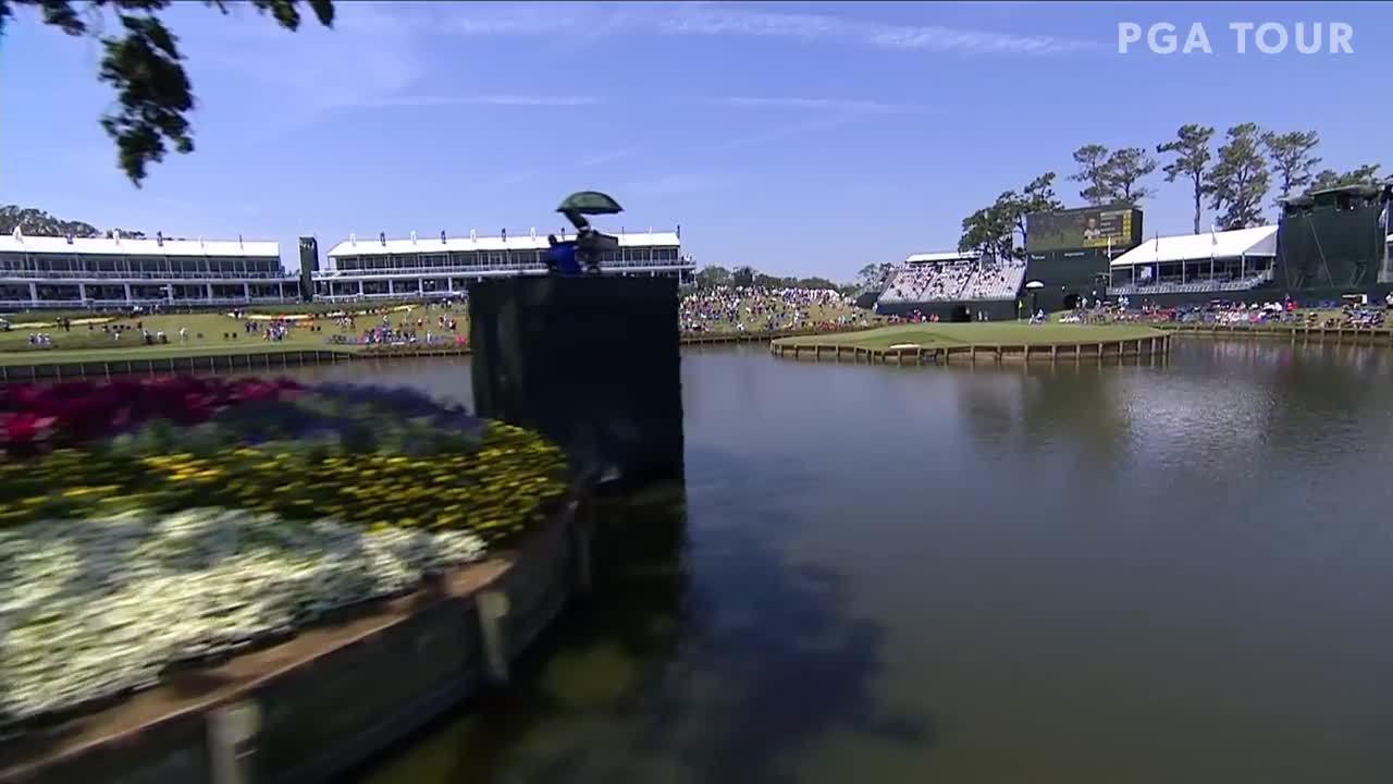 Diễn biến chính ngày thi đấu thứ hai giải golf The Players