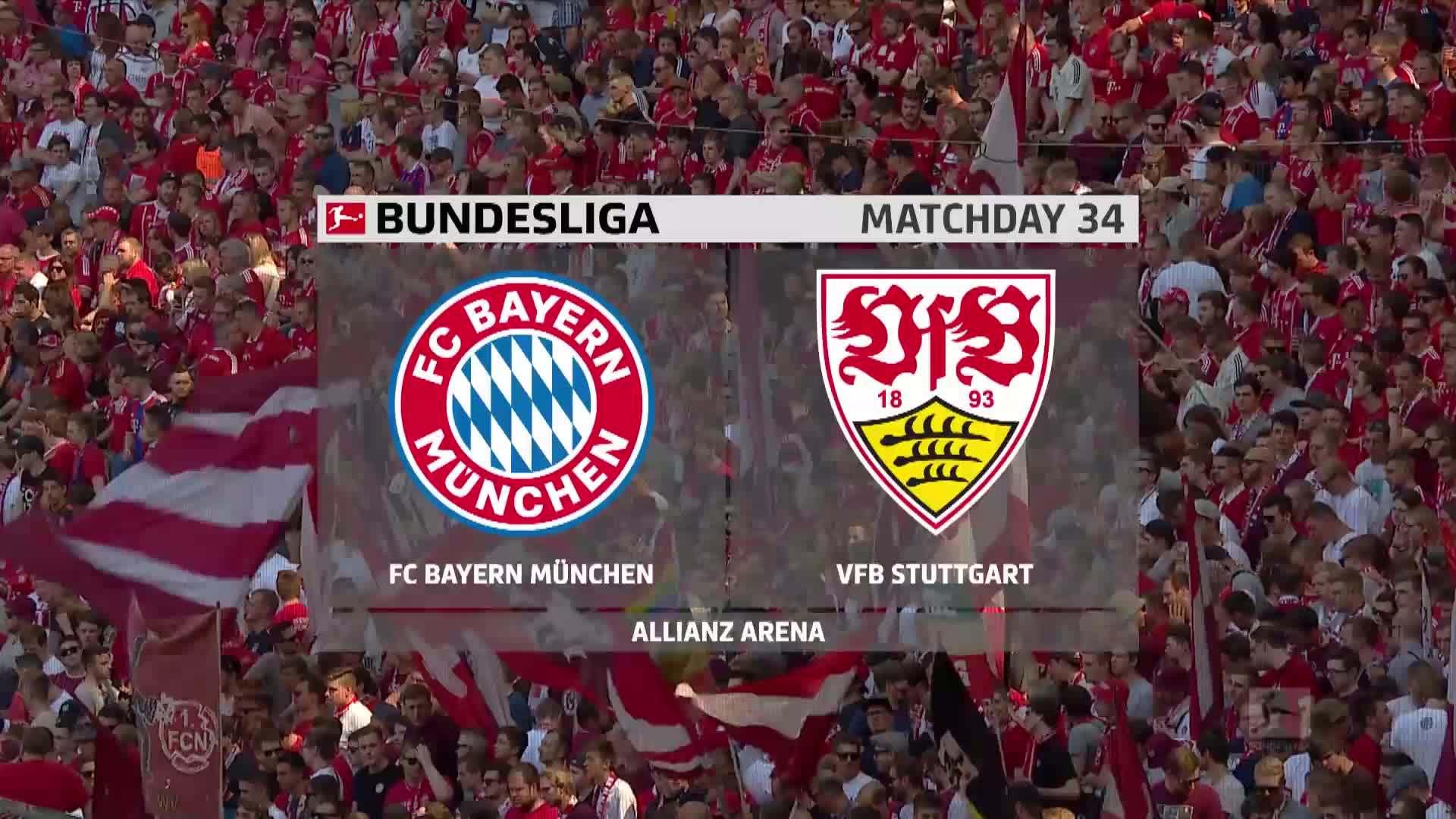 Bayern Munich 1-4 Stuttgart