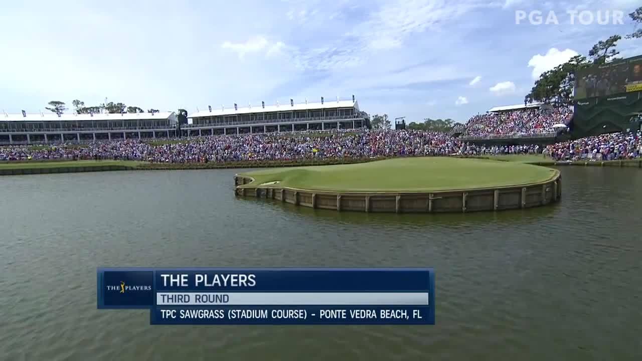 Diễn biến chính ngày thi đấu thứ ba giải golf The Players