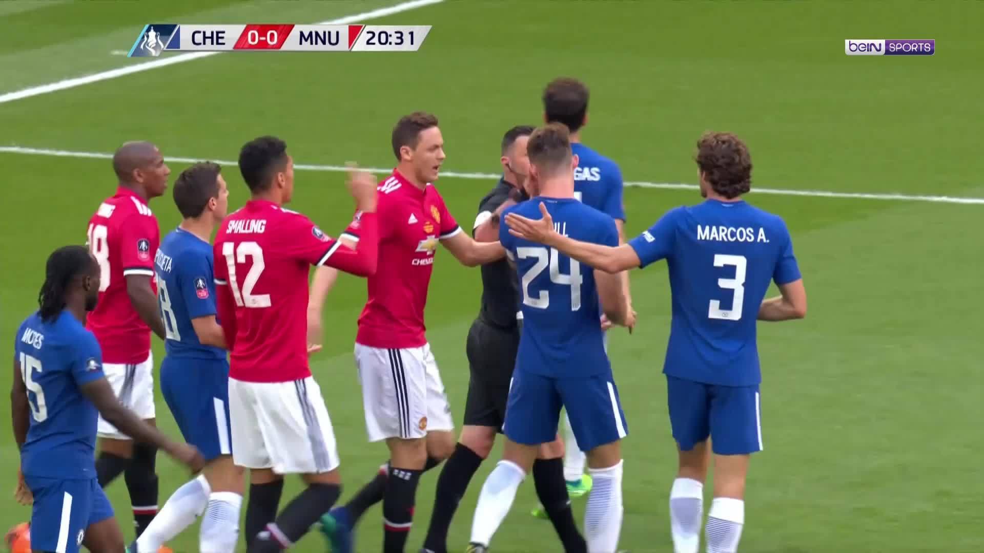 Chelsea 1-0 Man Utd