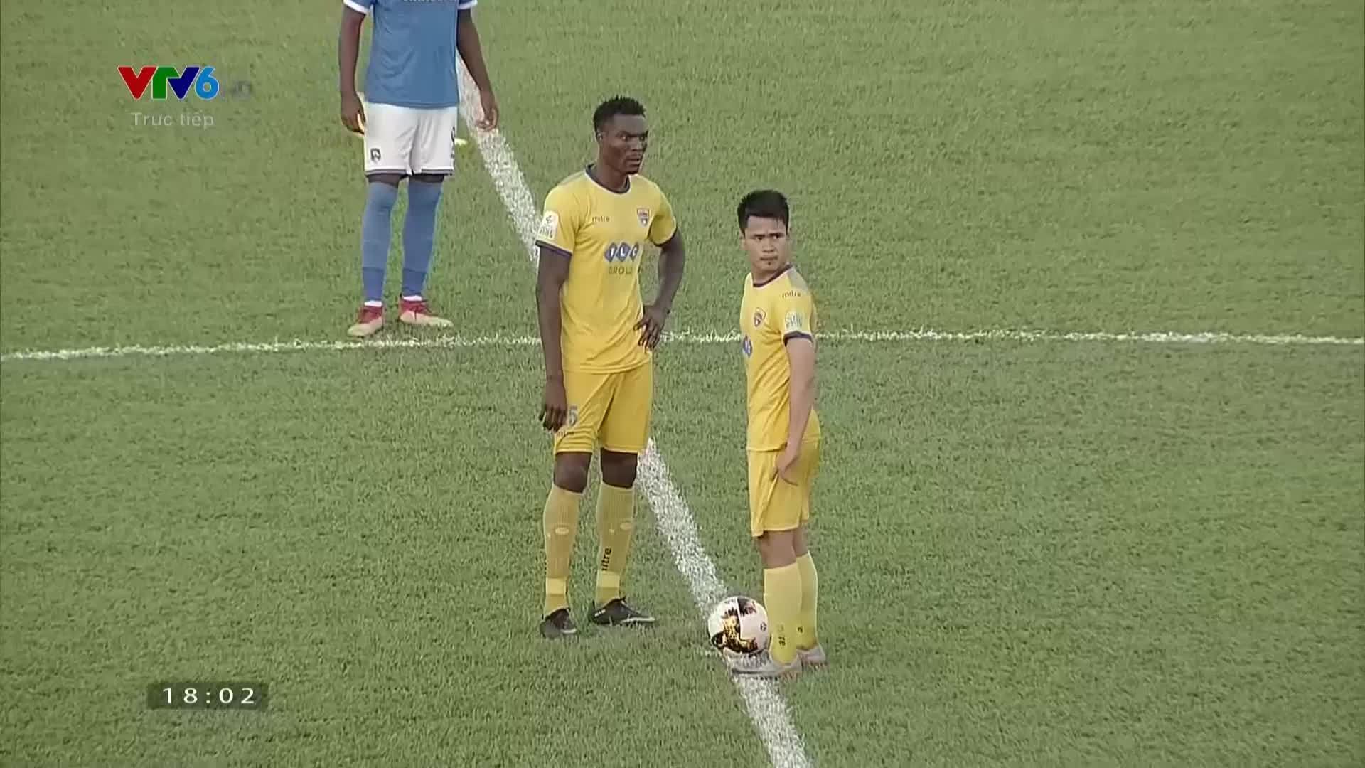Trực tiếp: Quảng Ninh - Thanh Hóa