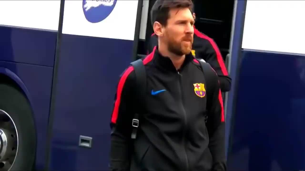 Những pha ghi bàn của Messi ở mùa giải La Liga 2017-2018