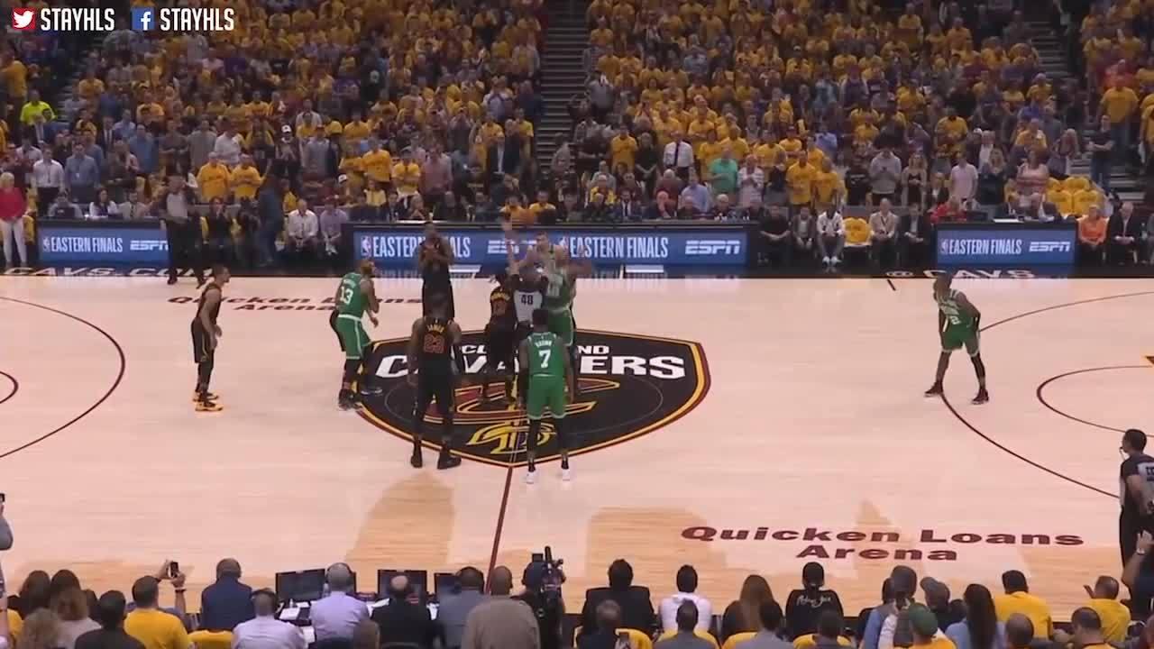 Cleveland Cavaliers vs Boston Celtics