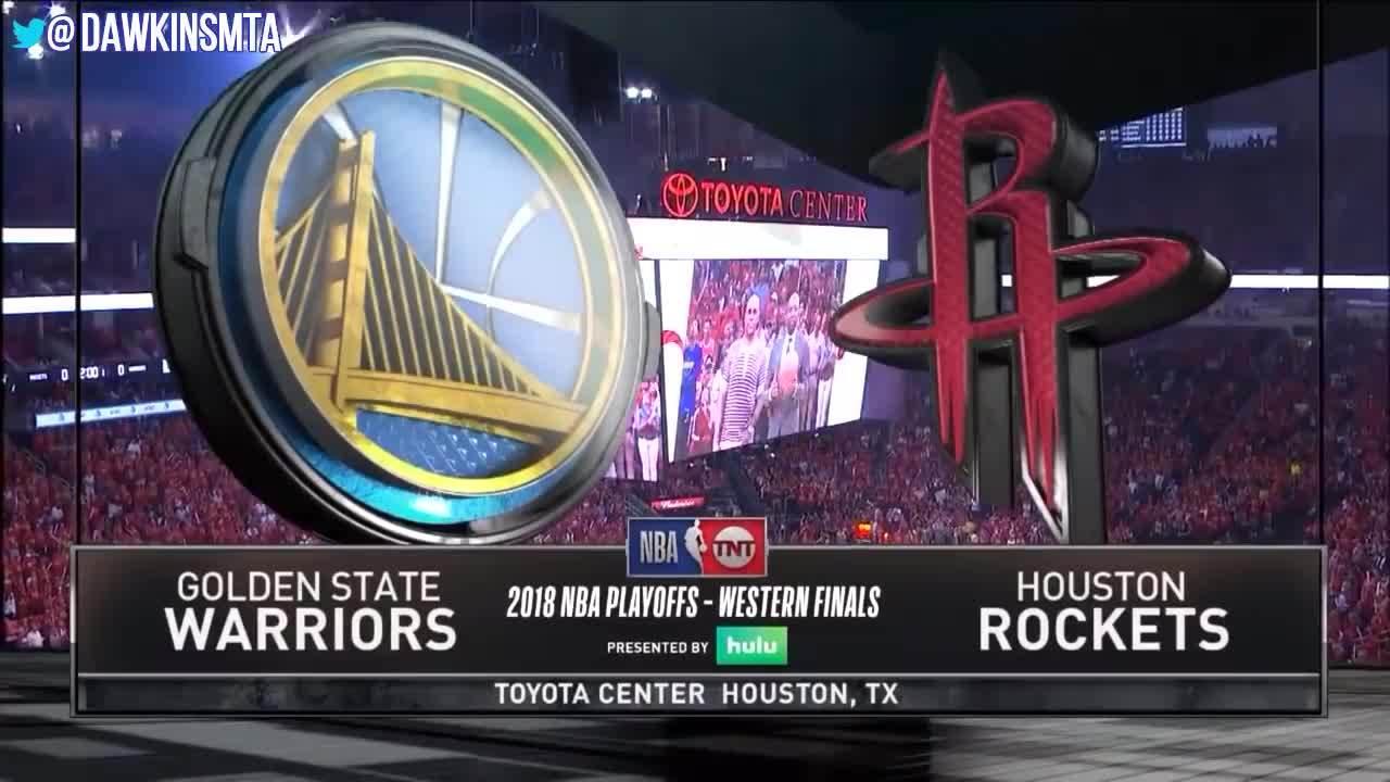 Golden State Warriors vs Houston Rockets (Game 7)