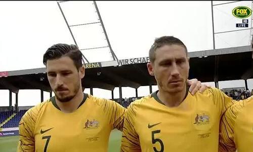 Australia 4-0 Czech 2018