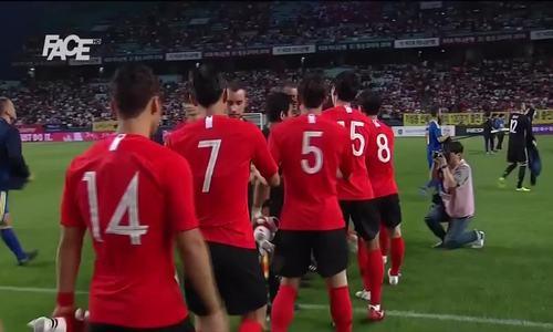 Hàn Quốc 1-3 Bosnia 2018