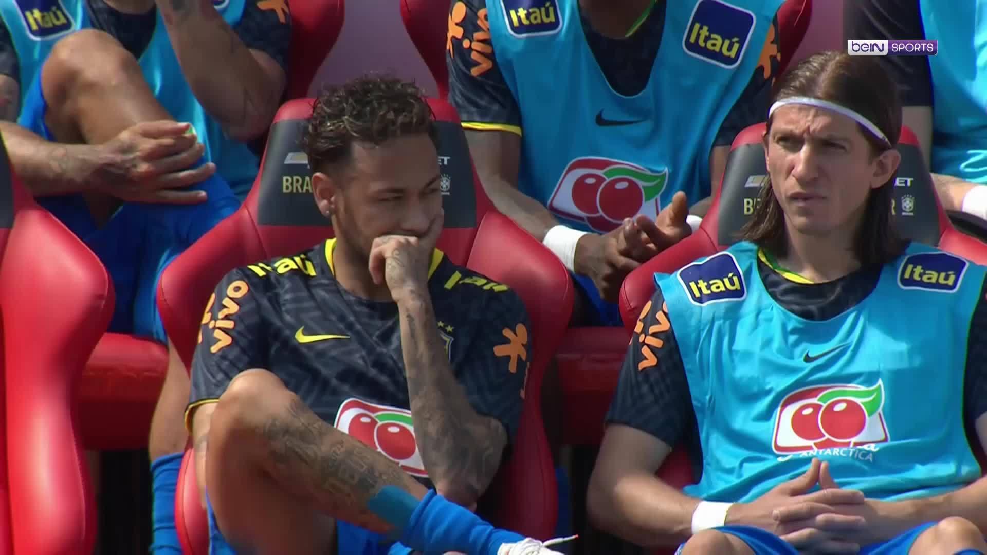 Brazil 2-0 Croatia