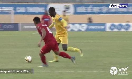 Thanh Hóa 2-0 Hải Phòng