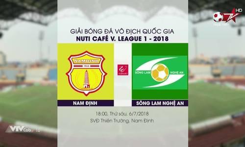 Nam Định 2-3 SLNA