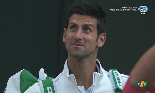 Novak Djokovic 3-1 Kei Nishikori