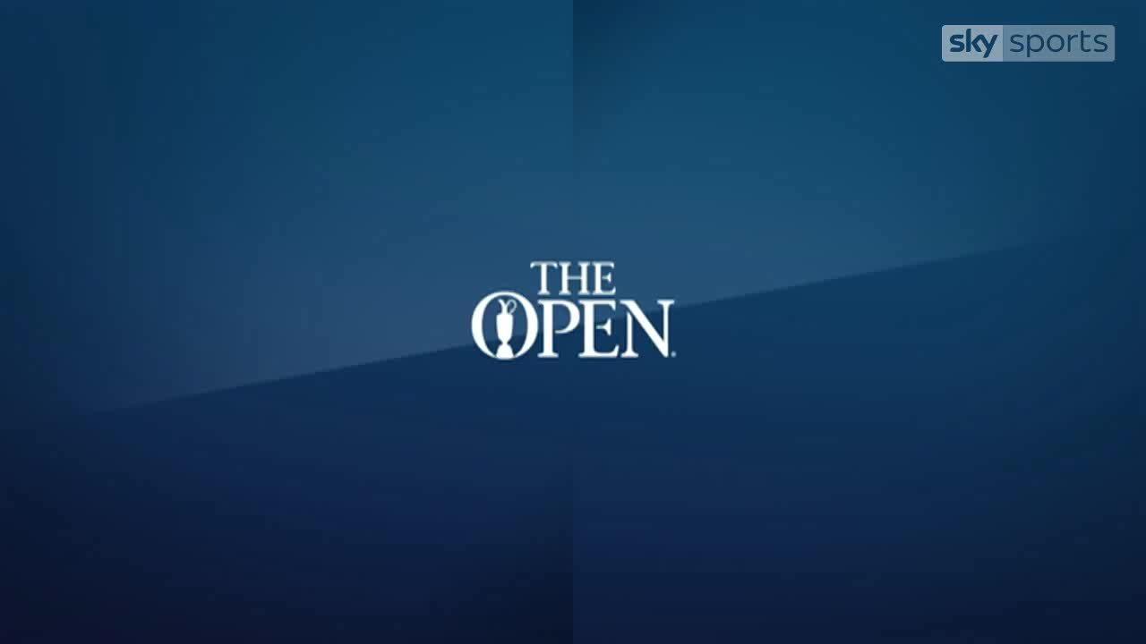 Diễn biến vòng haiThe Open