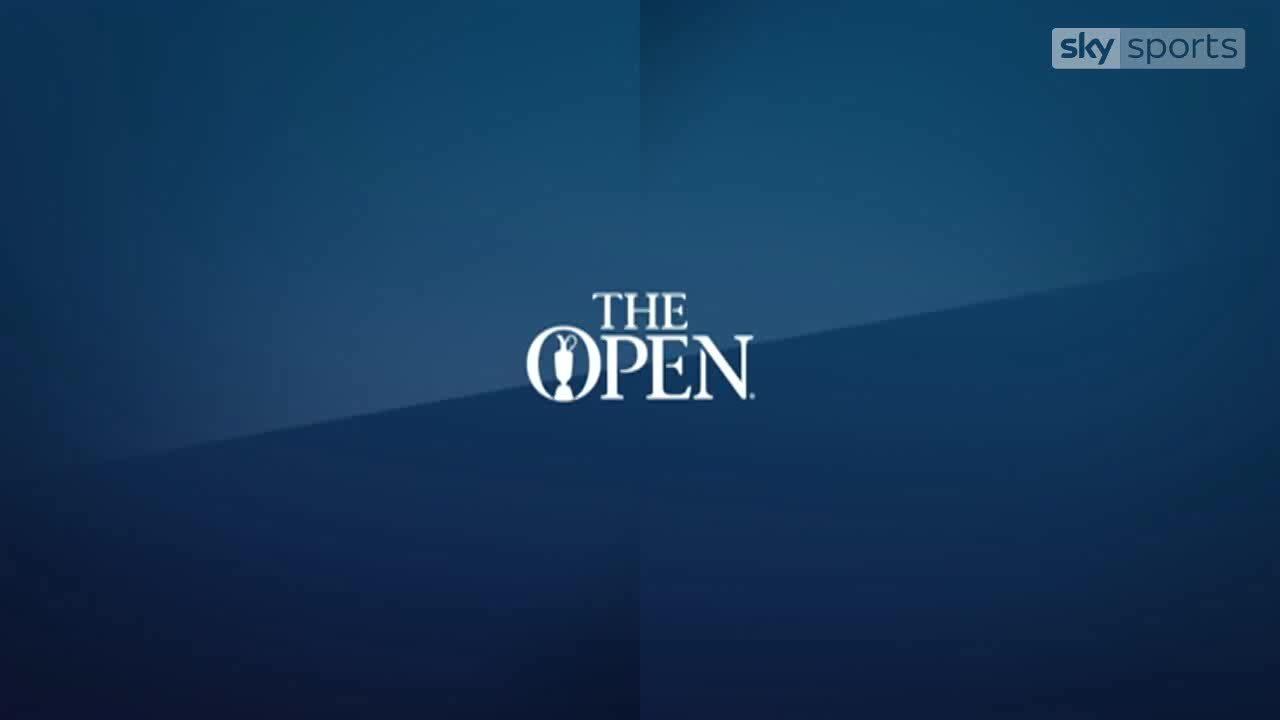 Những pha ghi điểm ấn tượng ngày hai The Open