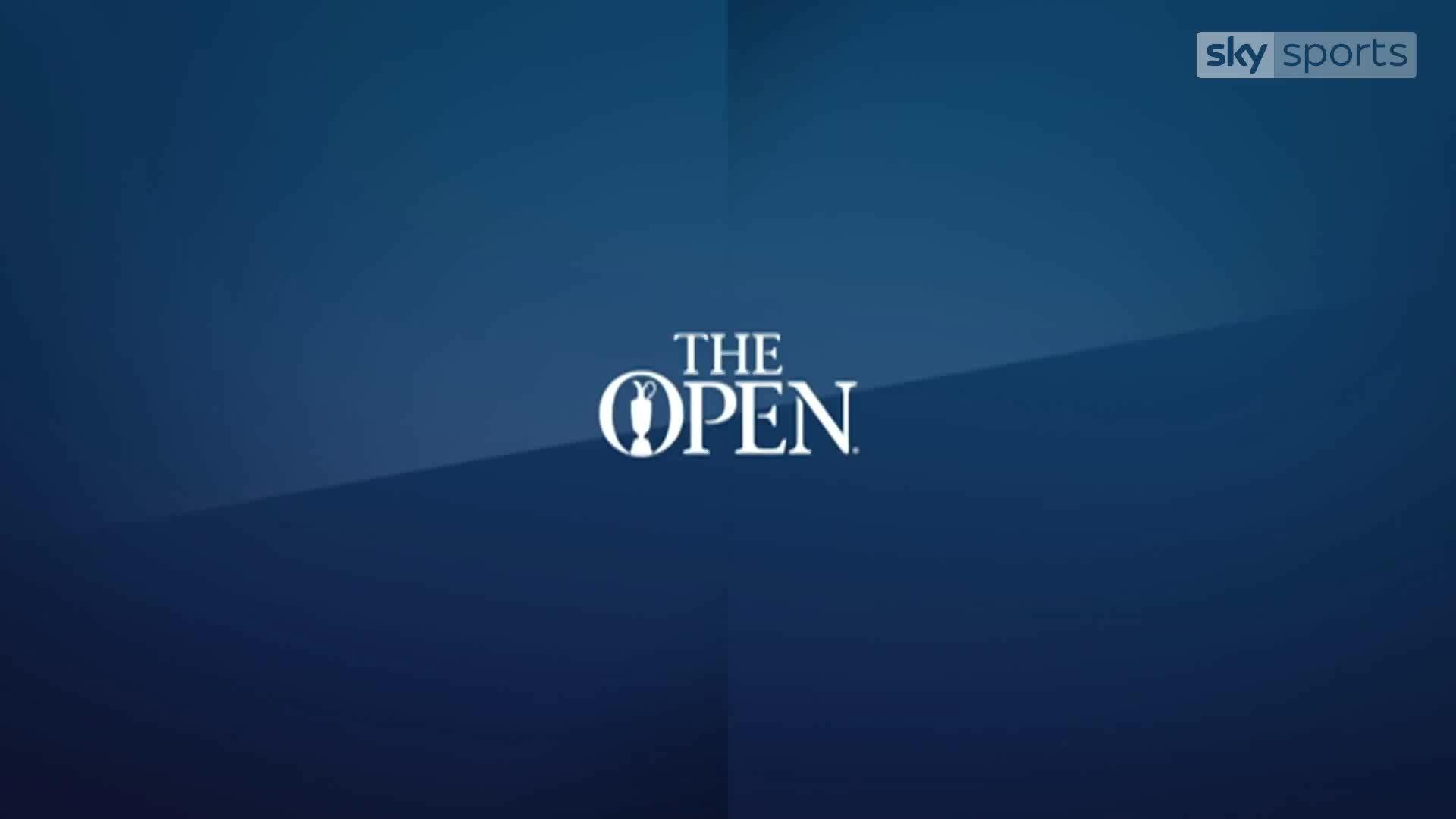 Diễn biến chính vòng ba The Open