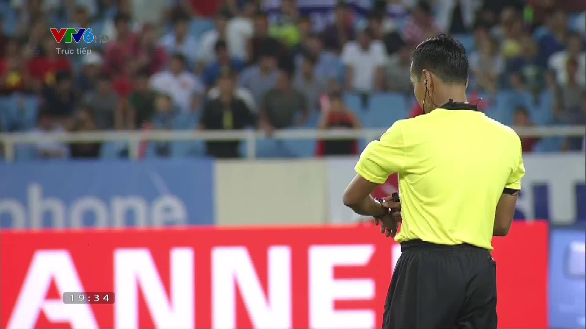 Việt Nam -  U23 Palestine