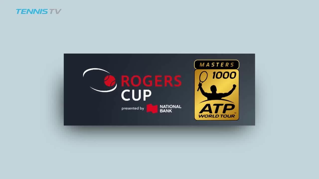 Peter Polansky 0-2 Novak Djokovic