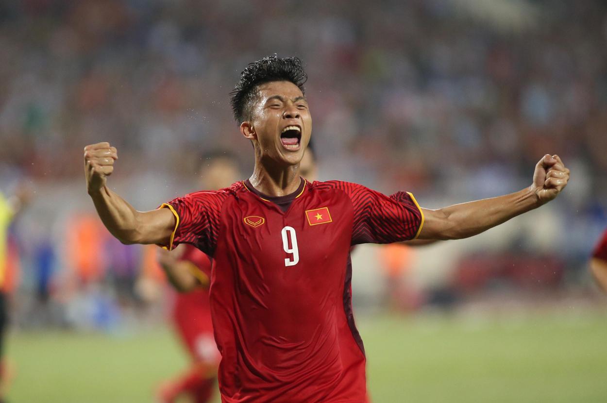 Những pha ghi bàn củaOlympic Việt Nam tại giải giao hữu