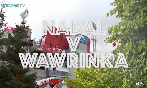 Rafael Nadal 2-0 Stan Wawrinka