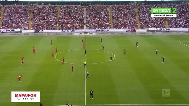 Frankfurt 0-5 Bayern