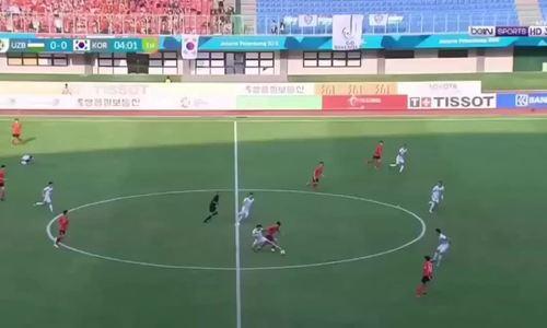 Uzbekistan 3-4 Hàn Quốc