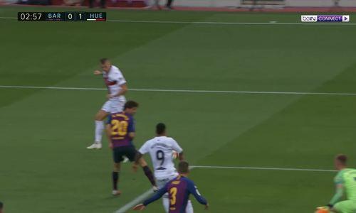 Barcelona 8-2 Huesca