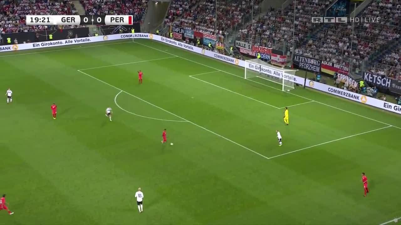Đức 2-1 Peru