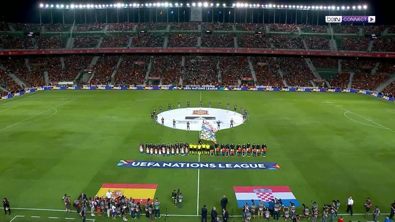 Tây Ban Nha 6-0 Croatia