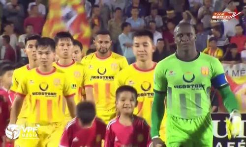 Nam Định 0-2 HAGL