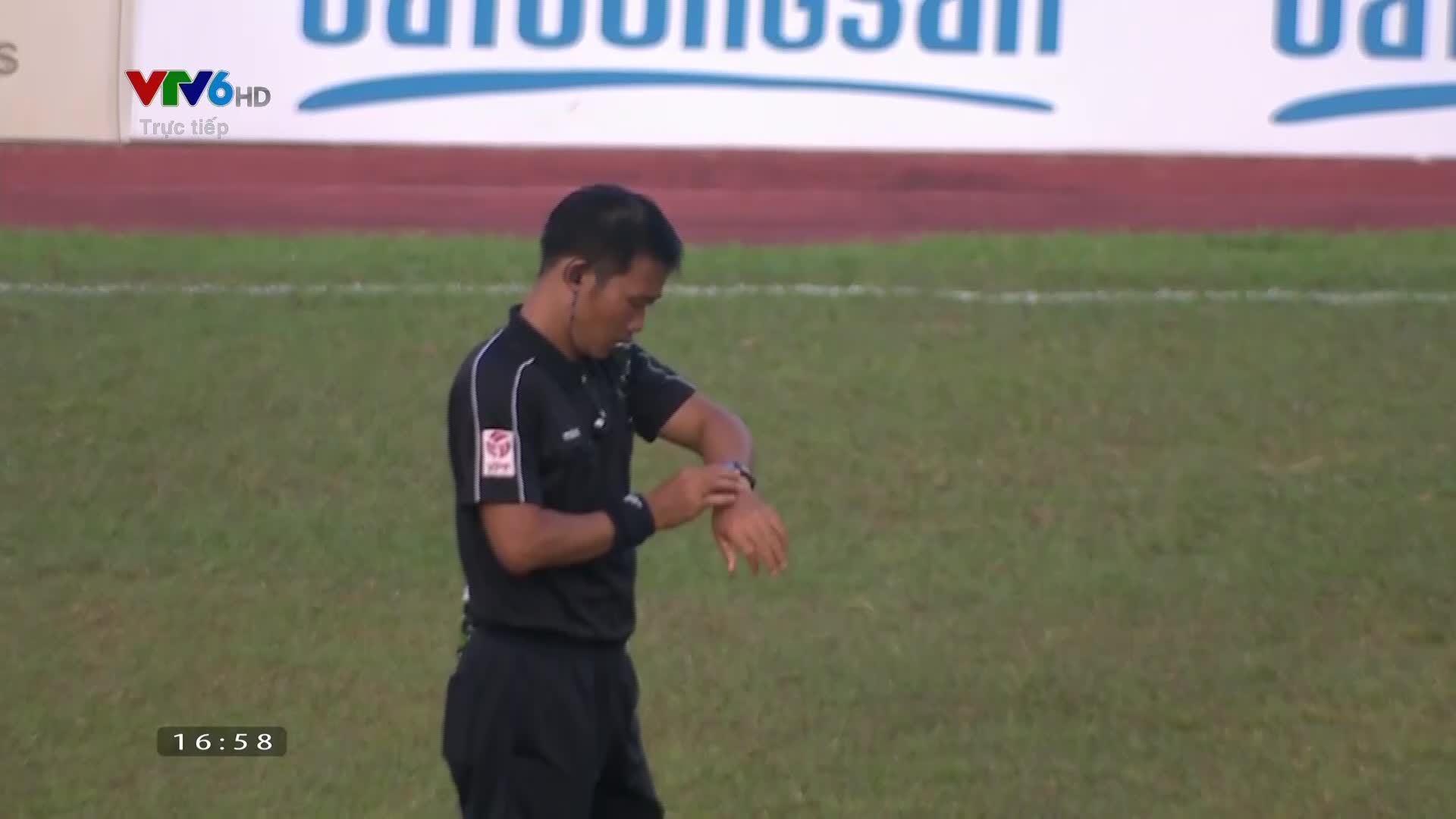 Quảng Nam 2-3 Quảng Ninh