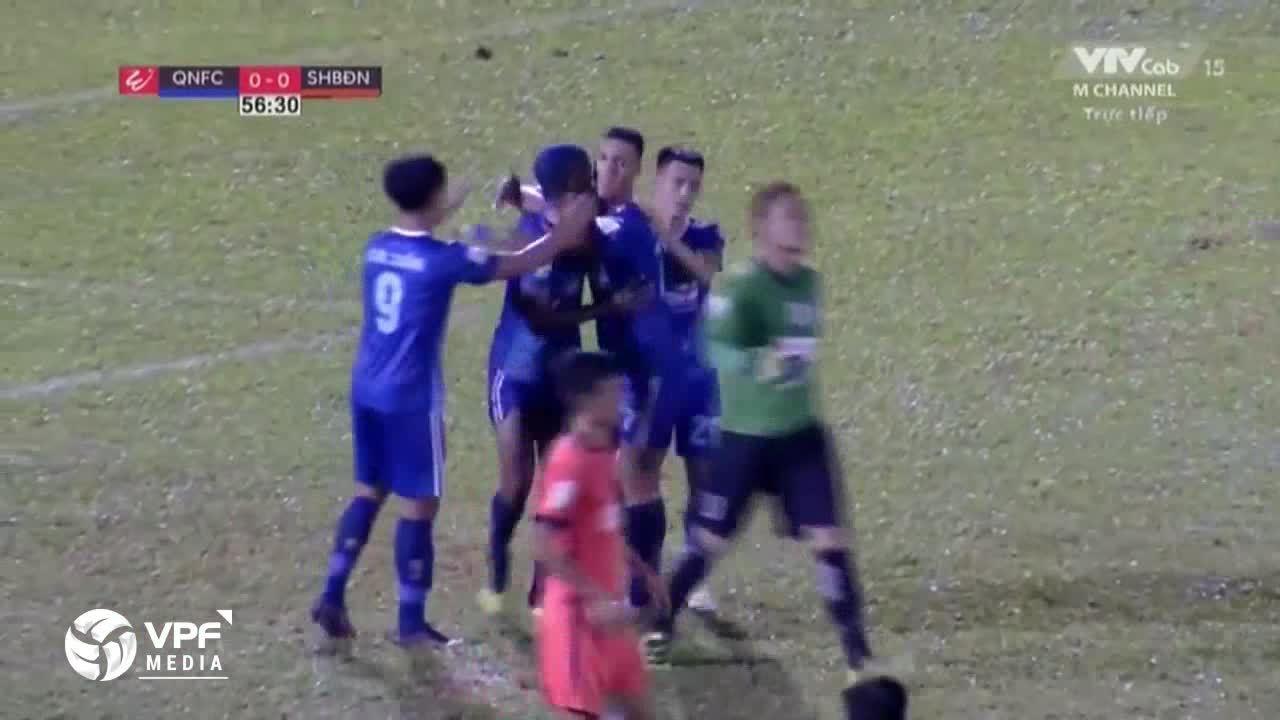 Quảng Nam 2-2 Đà Nẵng