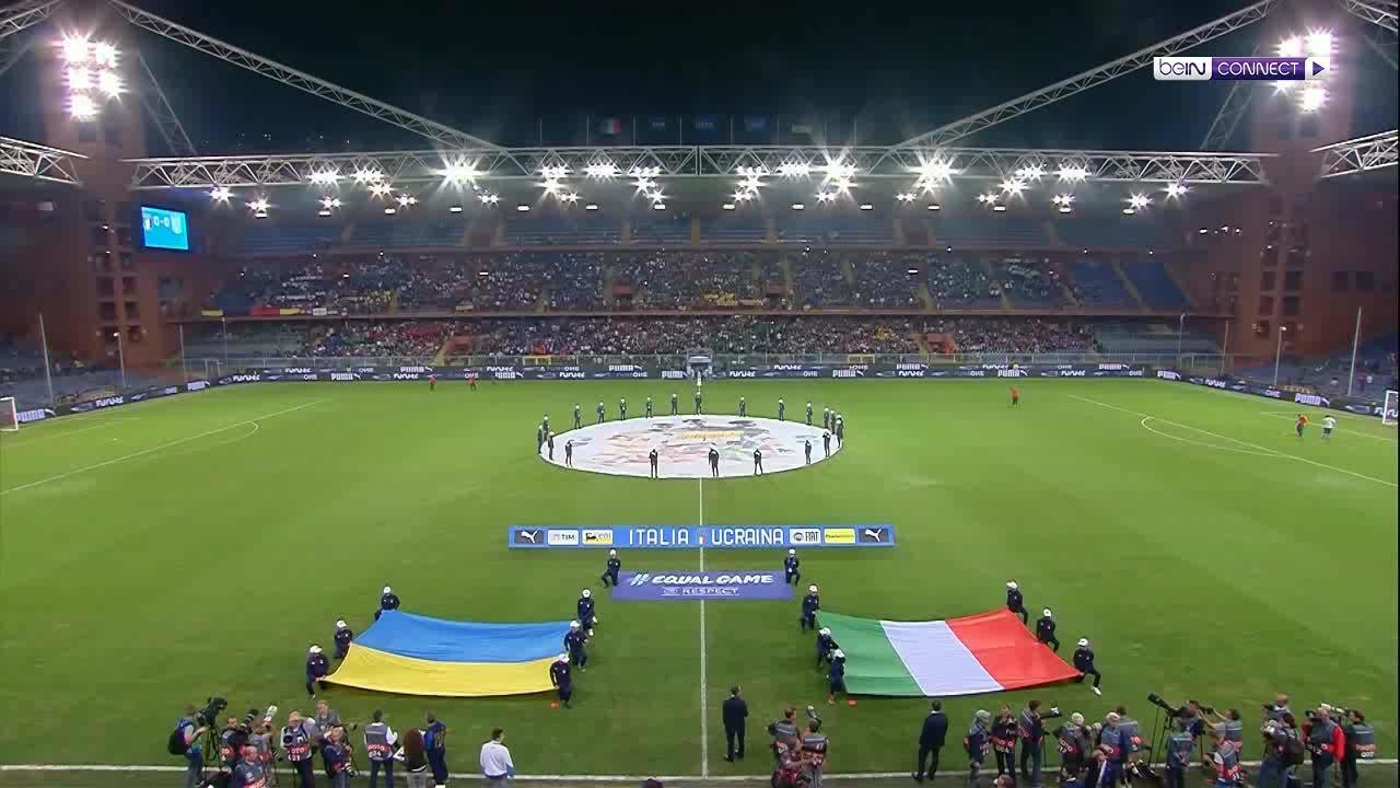 Italy 1-1 Ukraine