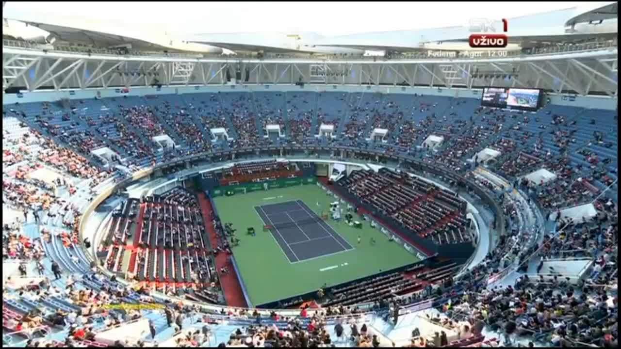Marco Cecchinato 0-2 Novak Djokovic