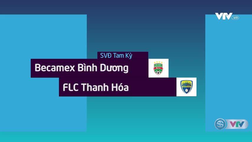 Chung kết Cup Quốc gia: Bình Dương 3-1 Thanh Hoá