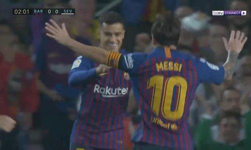Barcelona 4-2 Sevilla