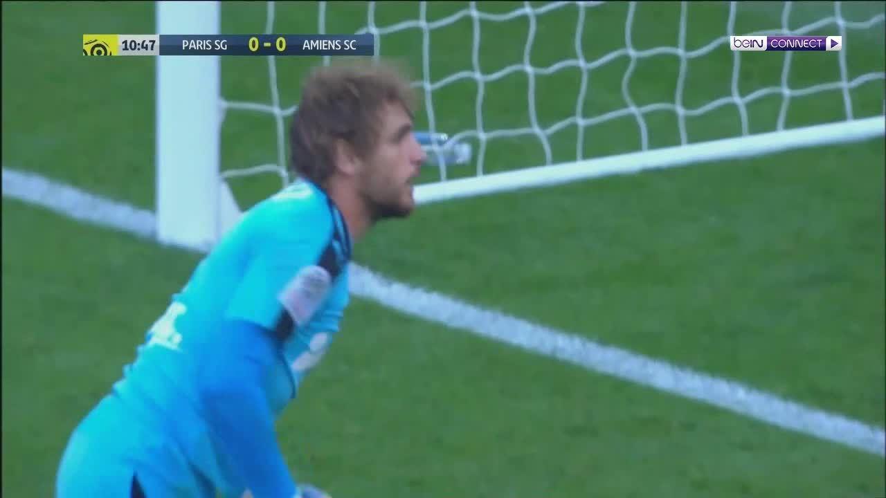PSG thắng trận thứ 10 liên tiếp ở Ligue 1 dù vắng Neymar