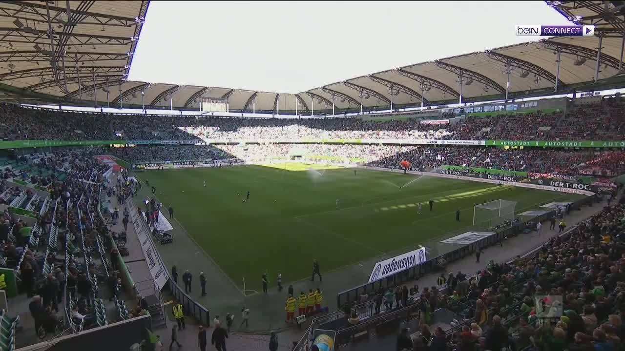 Wolfsburg 1-3 Bayern