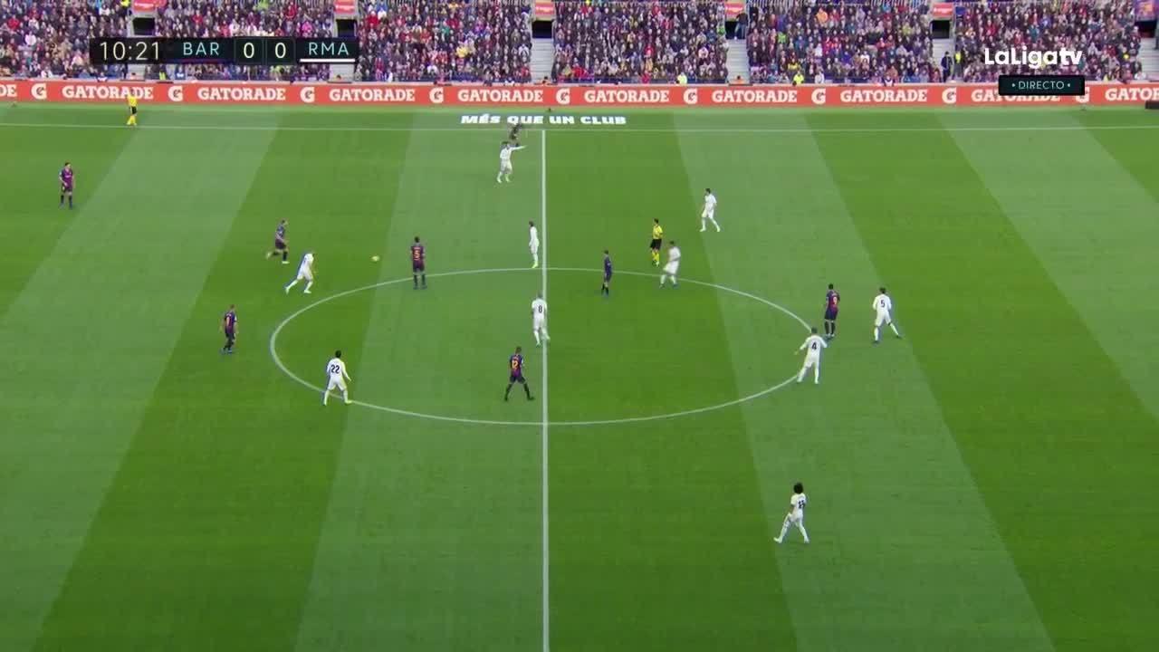 Barca mở tỷ số
