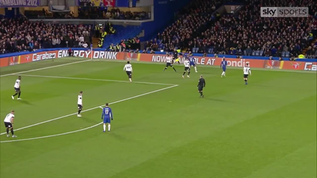 Chelsea 3-2 Derby
