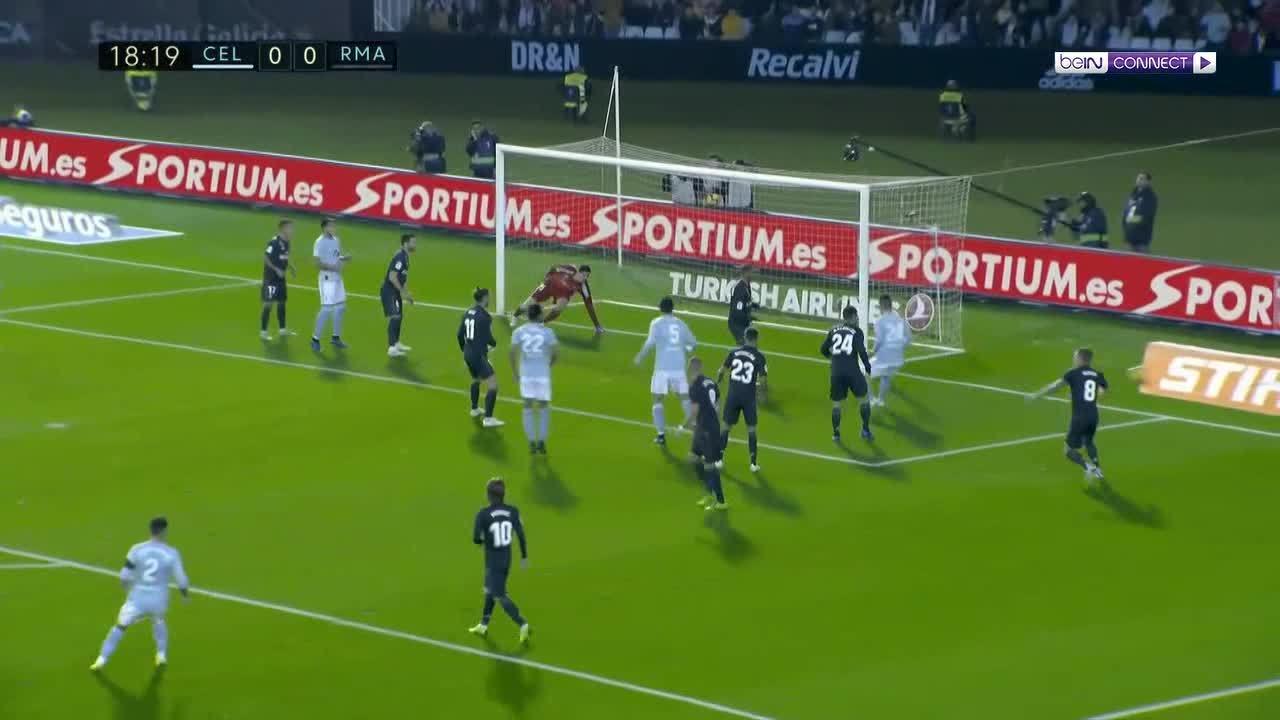 Celta Vigo 2-4 Real
