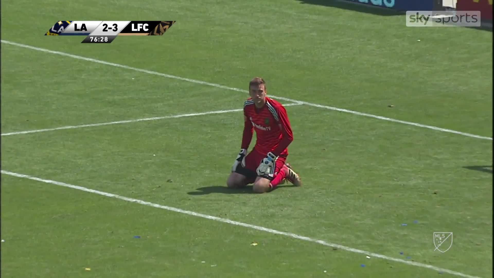 Pha ghi bàn của năm tại giải MLS