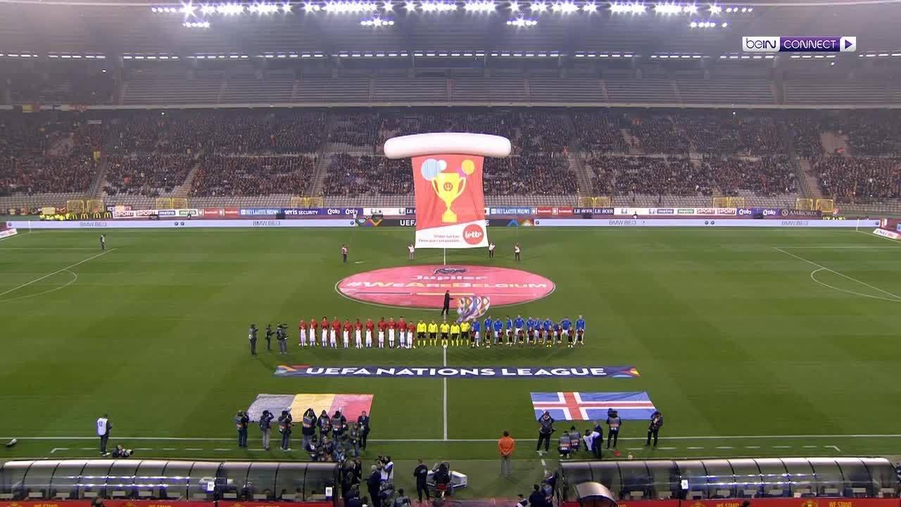 Bỉ 2-0Iceland