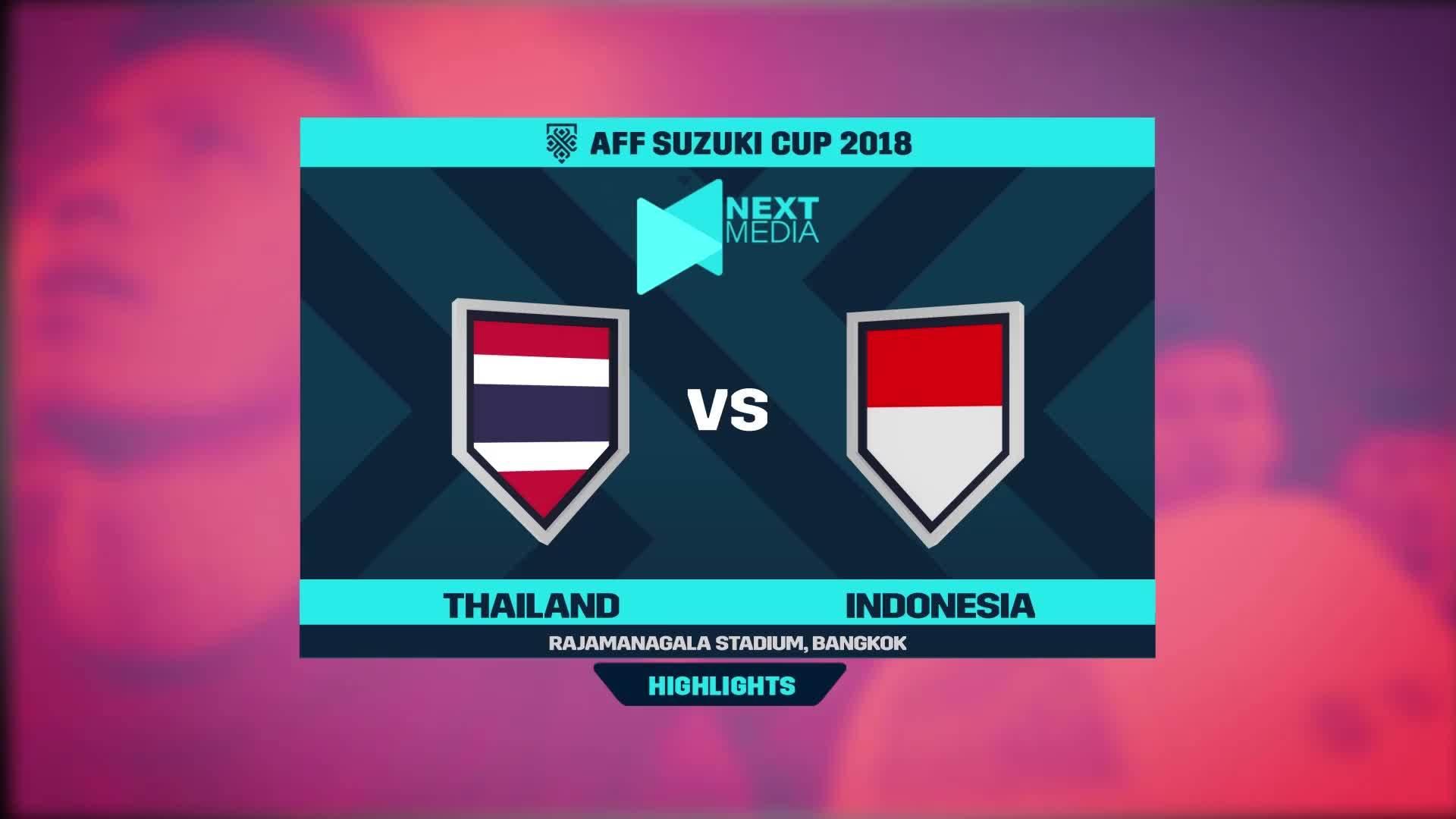 Thái Lan 4-2 Indonesia