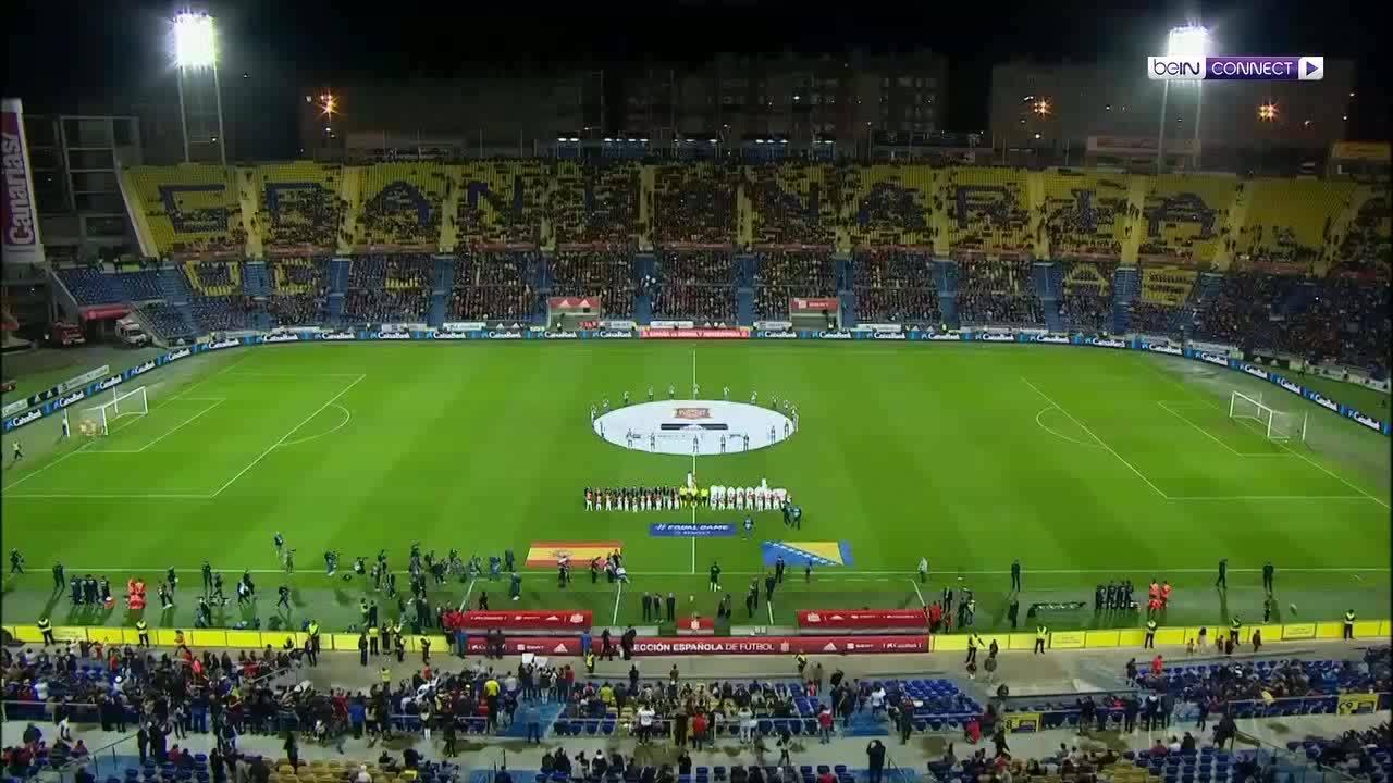 Tây Ban Nha 1-0 Bosnia